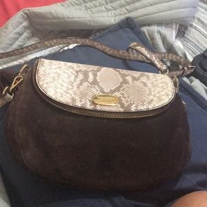 Authentic mk hobo bag